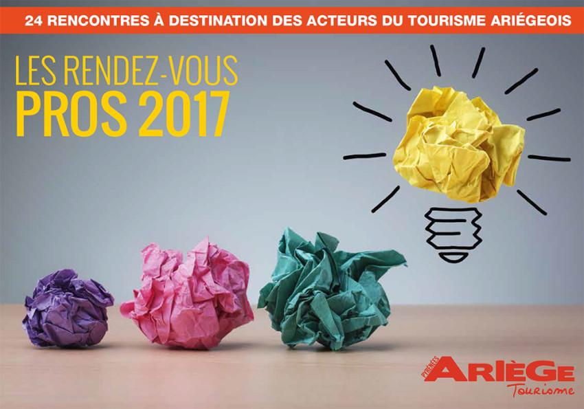 Les RDV pro du tourisme en Ariège Pyrénées
